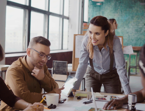 Como impacta un líder-coach en el clima organizacional